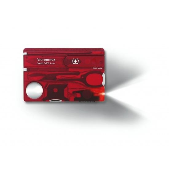 Nóż Victorinox SwissCard Lite 0.7300.T