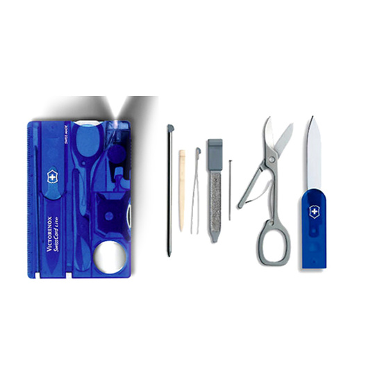 Nóż Victorinox SwissCard Lite 0.7322.T2