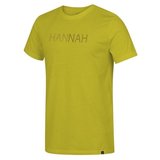 Koszulka HANNAH Selflton citronelle