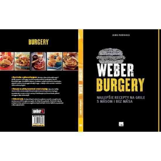 Weber grillowania hamburgery SK