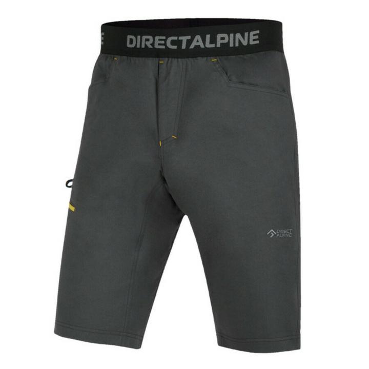 szorty Direct Alpine Solo antracyt / wielbłąd