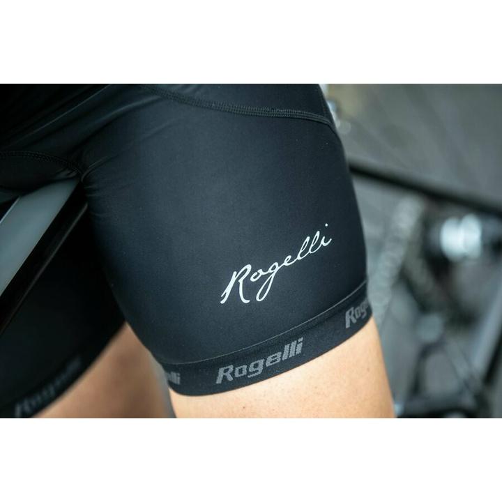 Damskie rowerowe szorty Rogelli BASIC DE LUXE WOMEN 002.620