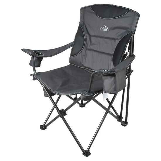 Krzesło kempingowe składana Cattara MERIT XXL 101 cm