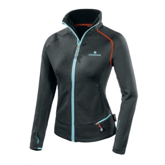 Damska bluza Ferrino Tailly Jacket Woman black