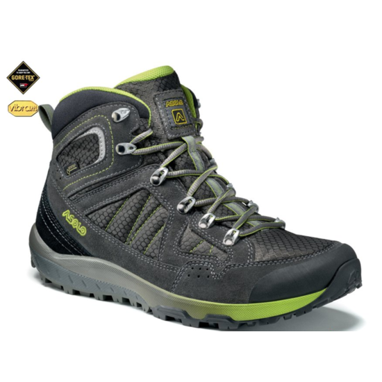 Buty Asolo Landscape GV MM grey lime/A854