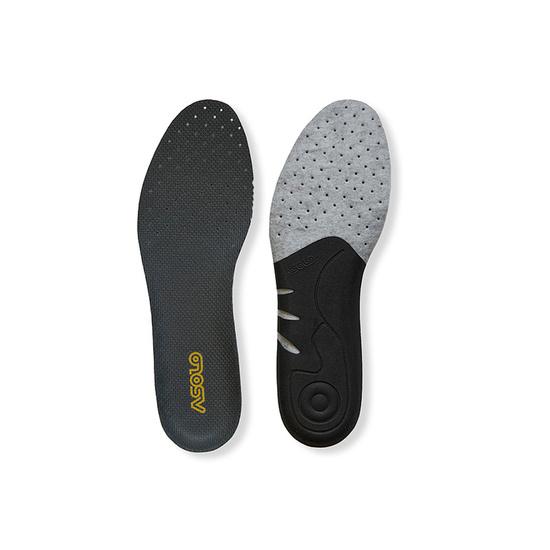 wkładki do butów Asolo Standard Unisex siwy