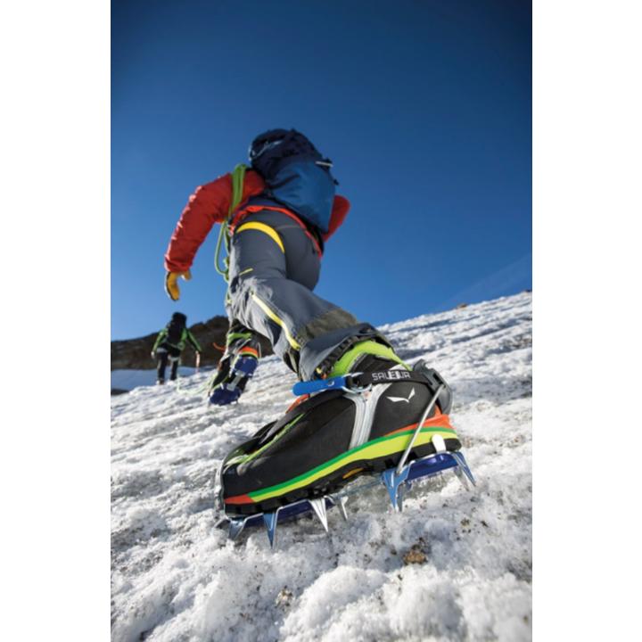 raki Salewa Alpinist Alu Combi stalowoniebieski 812-0999