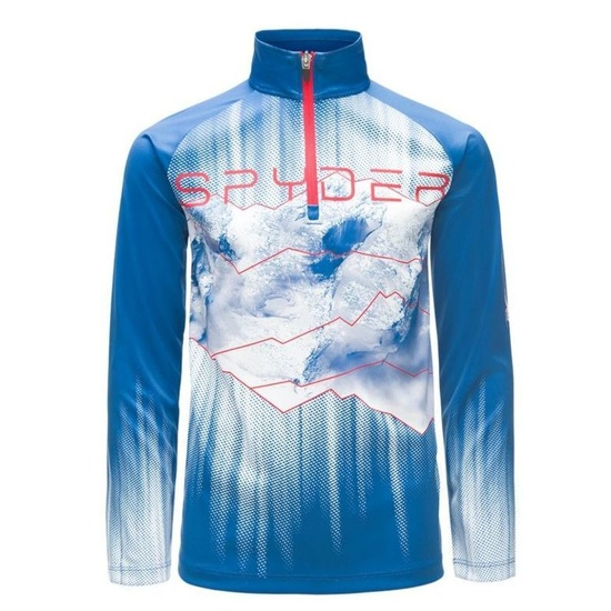 Golf Spyder Boy `s LIMITLESS RISING T-neck 183106-482