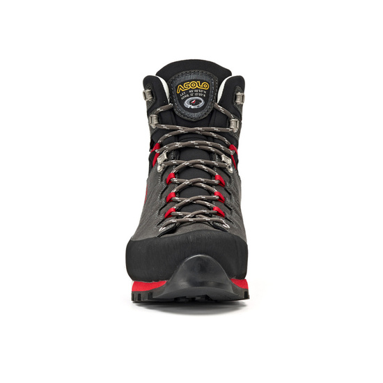 Buty Asolo Traverse GV MM graphite/red/A619