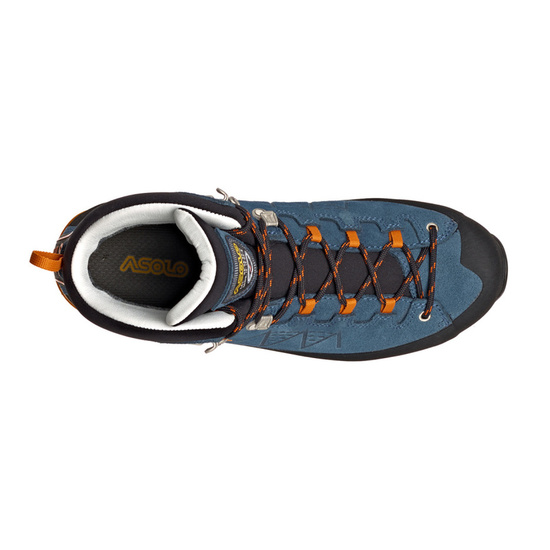 Buty Asolo Traverse GV ML indian teal/claw/A903