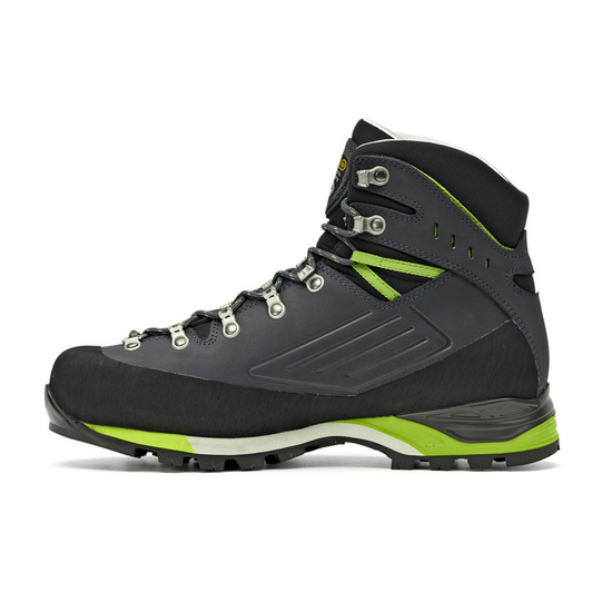 Buty Asolo Superior GV MW navy blue/green lime/A673