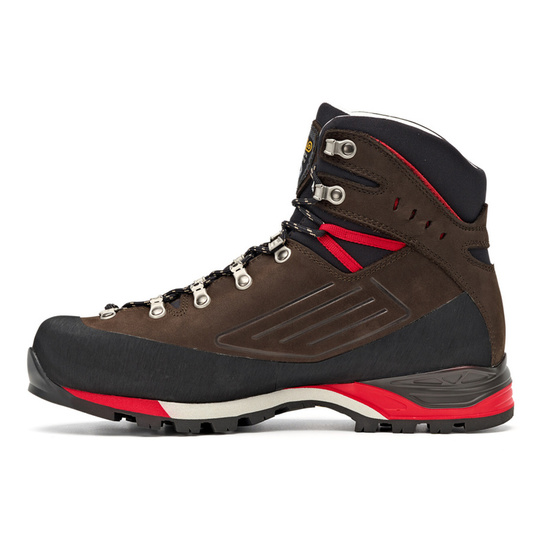 Buty Asolo Superior GV MM dark brown/red/A904