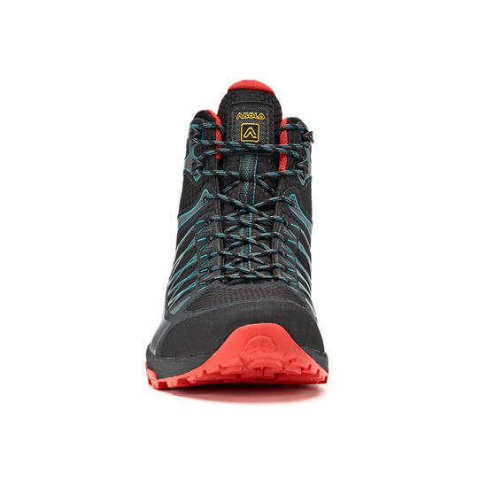 Buty Asolo Grid Mid GV MM black/red/A392