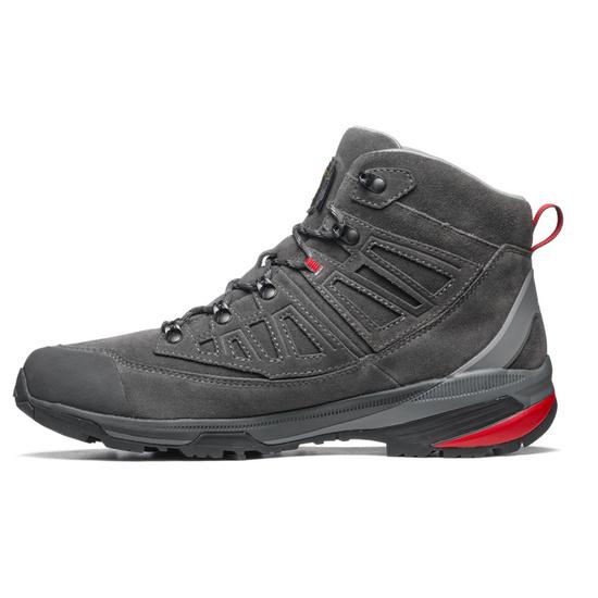 Męskie zimowy buty Asolo Oulu GV MM graphite/red/A619