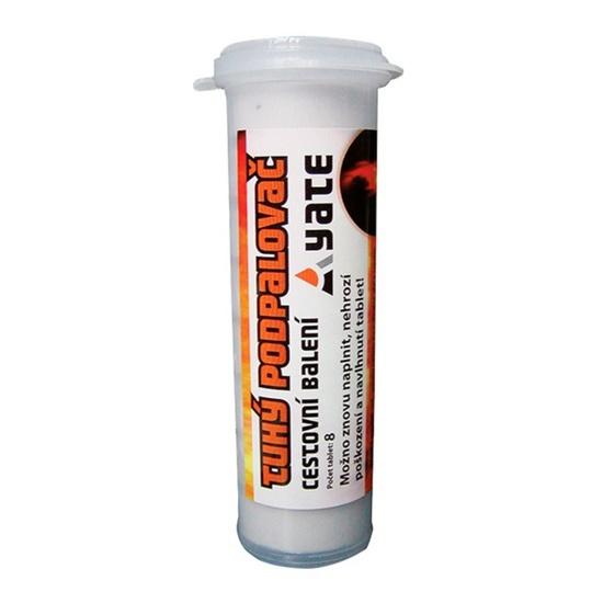 Mocny paliwo stałe Yate 6ks w tubie