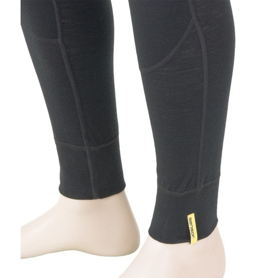 Męskie bielizna Sensor Merino Wool Active czarne 11109028