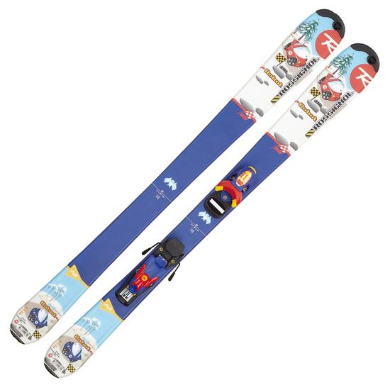 Narty Rossignol ROBOT + Comp KID 25 L