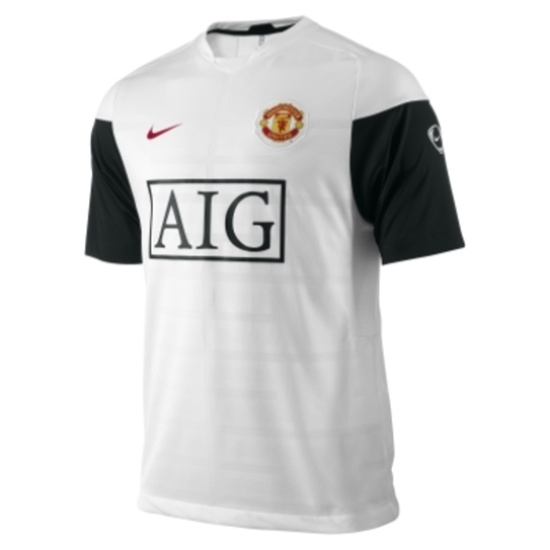Koszulka  Nike FC Manchester United SS Training Top 355099-100