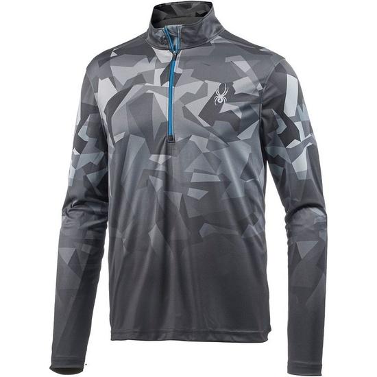Golf Spyder Men's Limitless 1/4 Zip Dry WEB T-Neck 417068-015