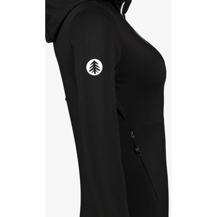 Damska powerfleecową bluza Nordblanc Głośny NBSFL7382_CRN