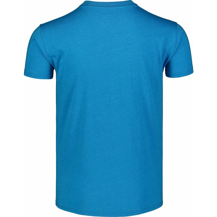 Męska koszula bawełniana Nordblanc WAL LON niebieskie NBSMT7391_AZR