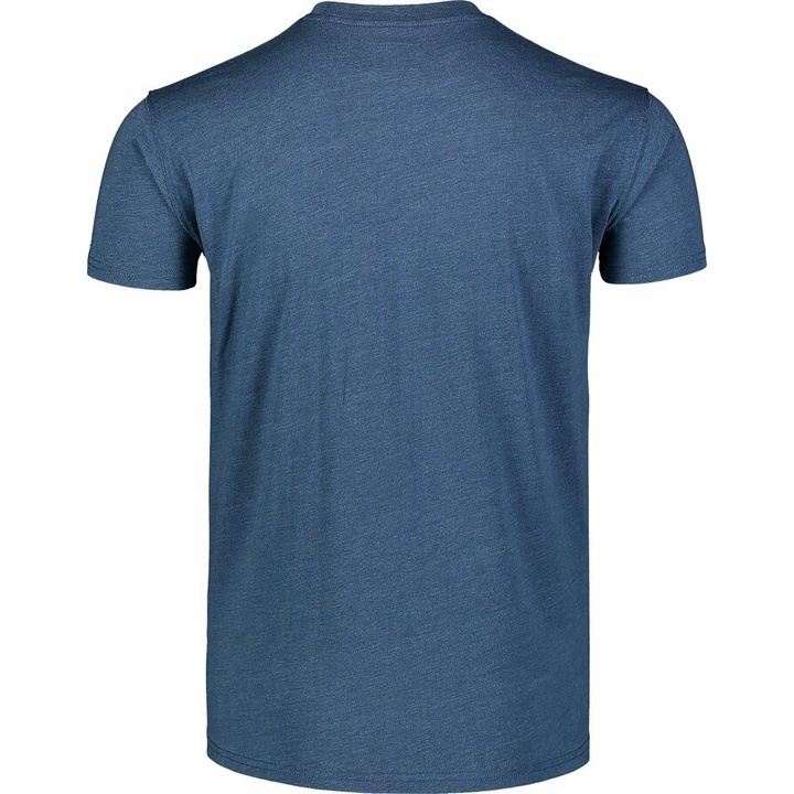 Męska koszula bawełniana Nordblanc TREETOP niebieskie NBSMT7399_SRM