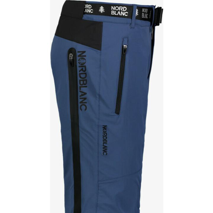 Męskie outdoorowe spodnie Nordblanc Adventure NBSPM7412_SRM