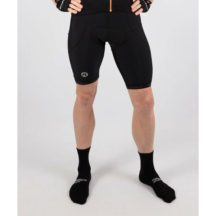 Męskie cyklo szorty Rogelli Basic de Luxe 002.600