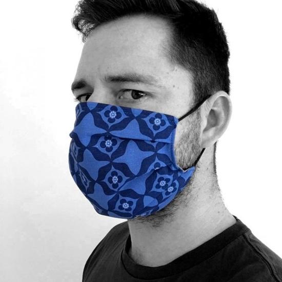 Bawełna maska KAMA