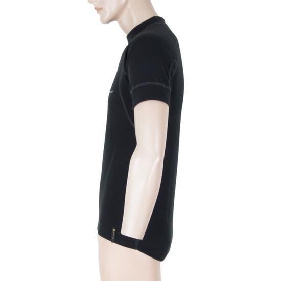 Koszulka Sensor Double Face czarne 1003021-02
