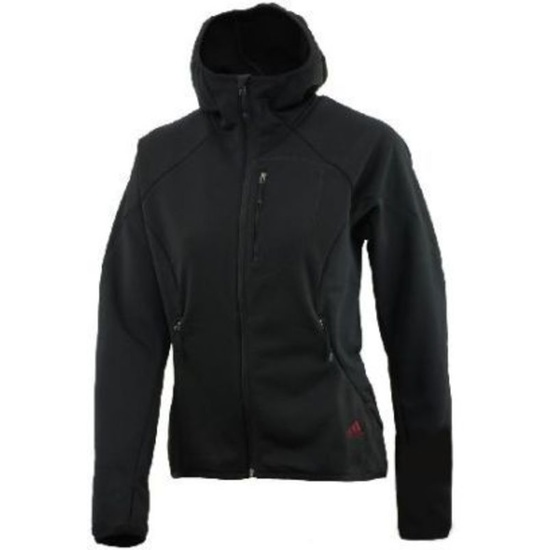 Bluza adidas Hiking 1Side Fleece Hoodie W O05945
