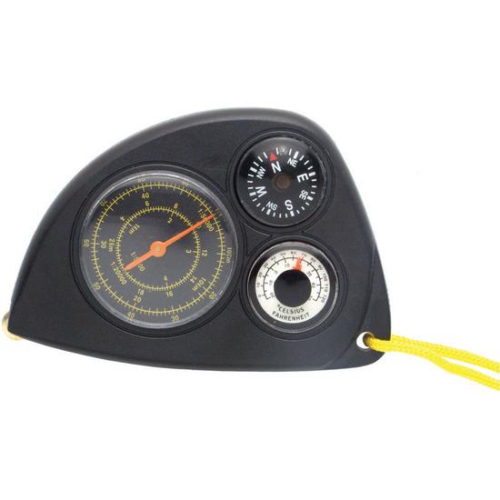 Licznik odległośći w mapach, kompas Baladéo PLR011