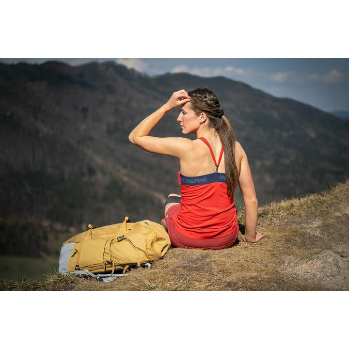 Tank top Direct Alpine Todra brick