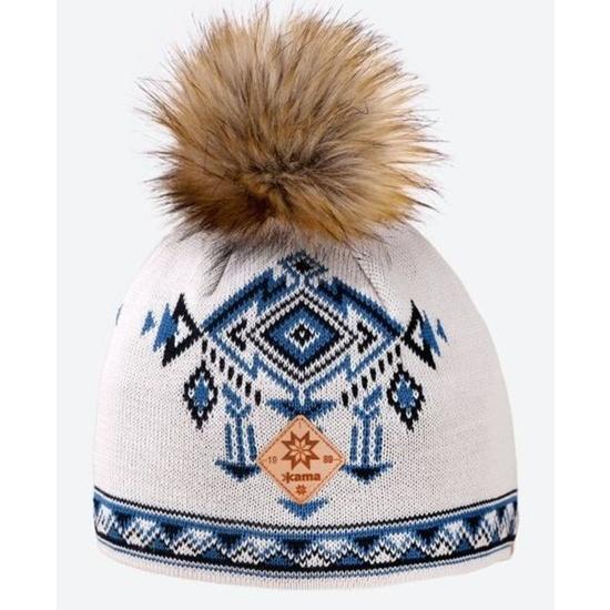 Dzianinowy czapka Kama A139 112