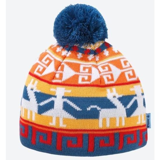 Dziecięca dziana Merino czapka Kama B81 107