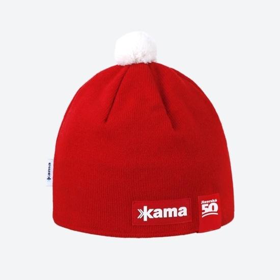 czapka Kama J50 100 biała 2020