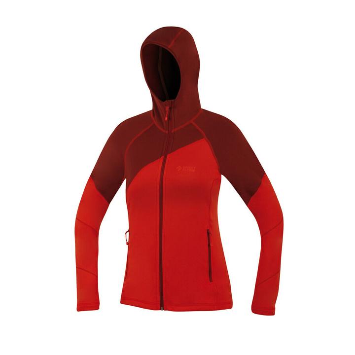 Bluza Direct Alpine Eira Lady cegła/palisander