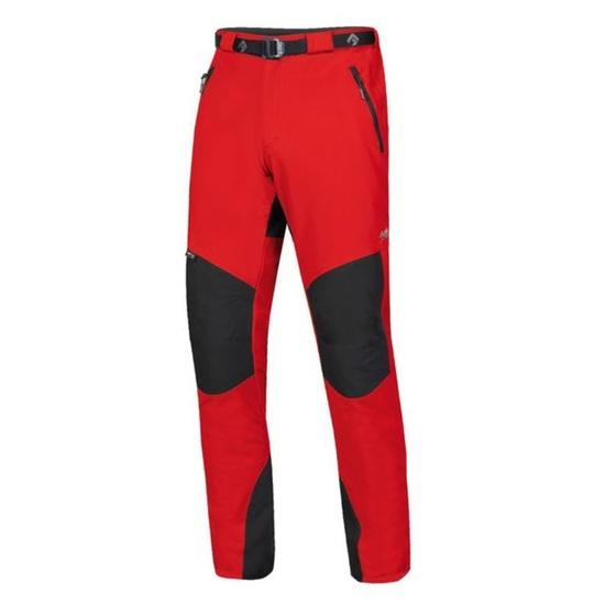 Spodnie Direct Alpine Badile czerwony / czarny
