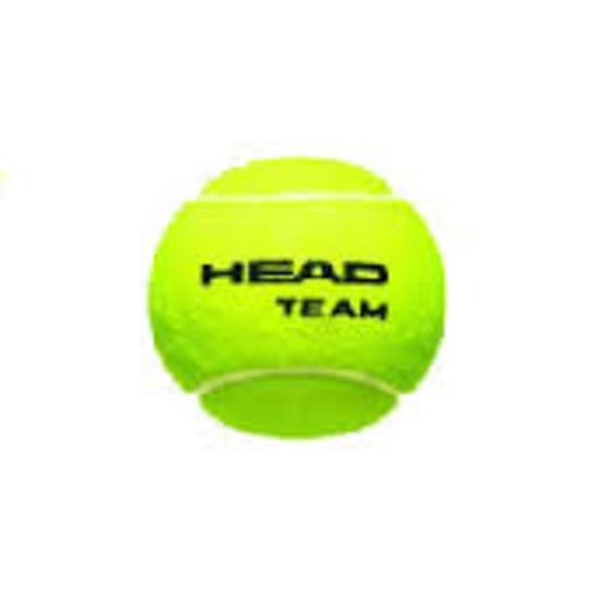 do tenisa piłeczki Head Team 3ks