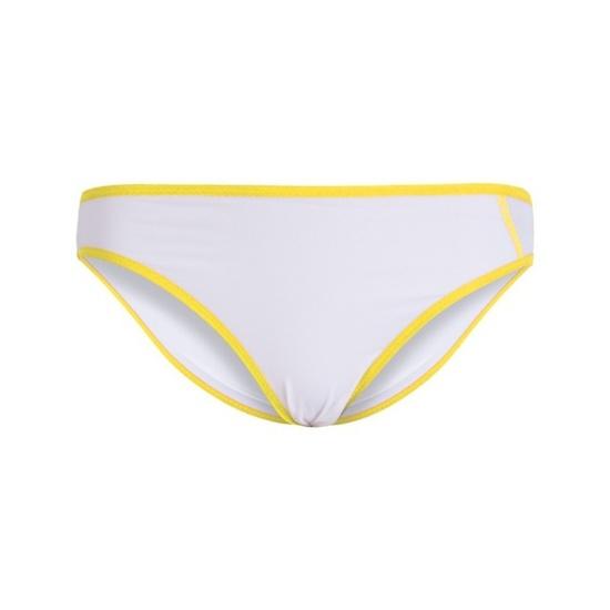 Damskie Majtki Sensor Lissa biały / żółty 1000008