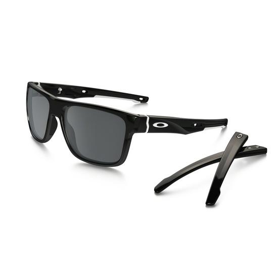 Przeciwsłoneczna okulary OAKLEY Crossrange Pol Black w/ Black Iridium OO9361-0257