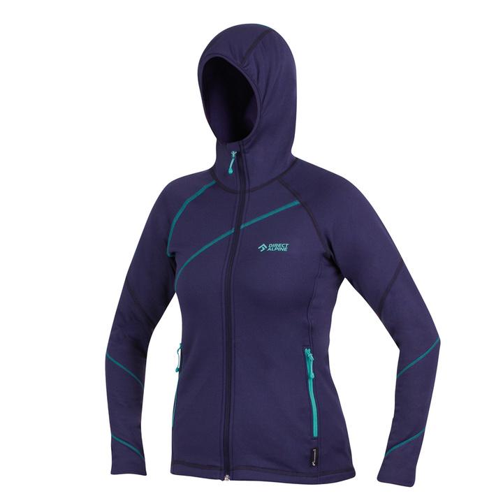 Bluza Direct Alpine Eira Lady indygo/mentol