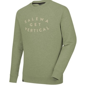 SWEATSHIRT Salewa GET VERTICAL CO M SWEATSHIRT 26447-5870, Salewa