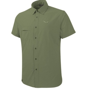 Koszula Salewa Fanes Puez MINI CHECK DRY M S/S SHIRT 26587-5758, Salewa