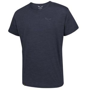 Męskie koszulka Salewa COMPACT MERINO WO M S/S TEE 26743-3980, Salewa