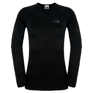 Koszulka The North Face W HYBRID L/S CREW NECK C216JK3, The North Face
