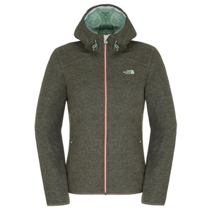 Bluza The North Face W ZERMATT FULL ZIP HOODIE CG077D0, The North Face