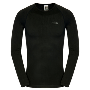 Koszulka The North Face M HYBRID L/S CREW NECK C206JK3, The North Face