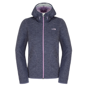 Bluza The North Face W ZERMATT FULL ZIP HOODIE CG07E0Q, The North Face