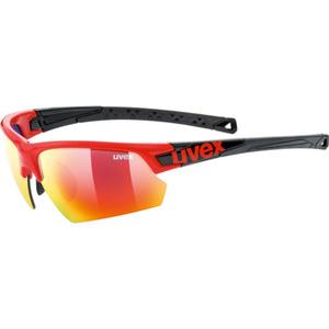 Sportowe okulary Uvex SPORTSTYLE 224, Red Black (3216), Uvex